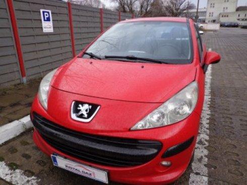 Peugeot 207 1.4 70 kW 2009