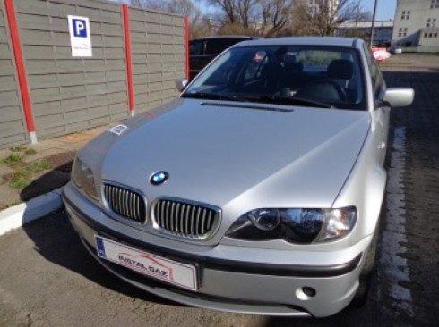 BMW 316i 1.8 85 kW 2002