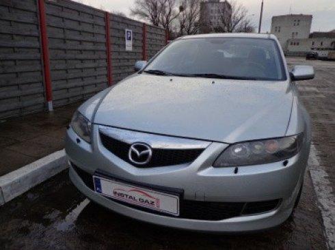 Mazda 6 2.0 108 kW 2007