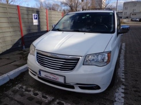 Town & Country 3.6 209 kW 2011